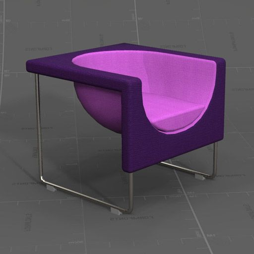 Nube Armchair Jesuacutes Jon Gasca Model ID 4848 New Ids Furniture Model