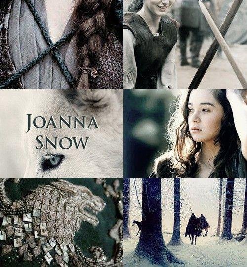 Female Jon Snow