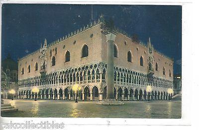 Ducal Palace-Venice at Night-Italy