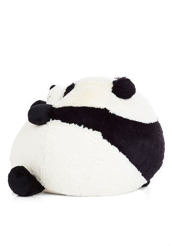 Panda Bean Bag Chair Covers For Recliners Party Modcloth Yes Please Pinterest