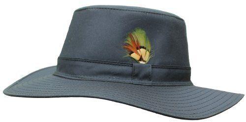 Wwk Mens Aussie Sun Hat Fishing Hunting Walking Shooting 100 Wax Cotton S Xxl New Large 59cm Olive Green Wwk Workwear K Sun Hats Waxed Cotton Work Wear