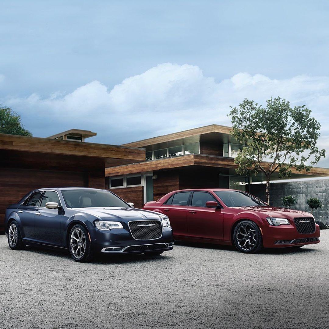 Perfect Line Up 300fam Chrysler300 Chryslerfamily