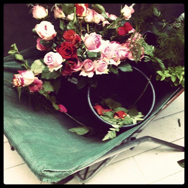 Floral arragement workshop