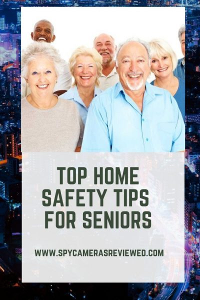 Home Safety Tips For Seniors Checklist And Guidelines