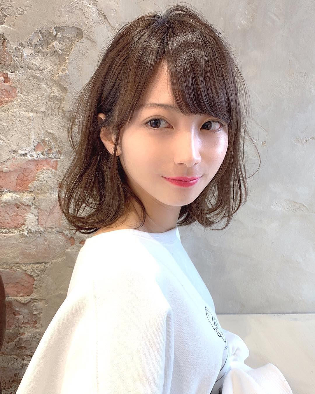 及川天和 新宿美容室 ヘアカラー ヘアカタログ さんは