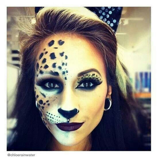 Release you inner cat! halloween Pinterest Halloween make up - cat halloween makeup ideas