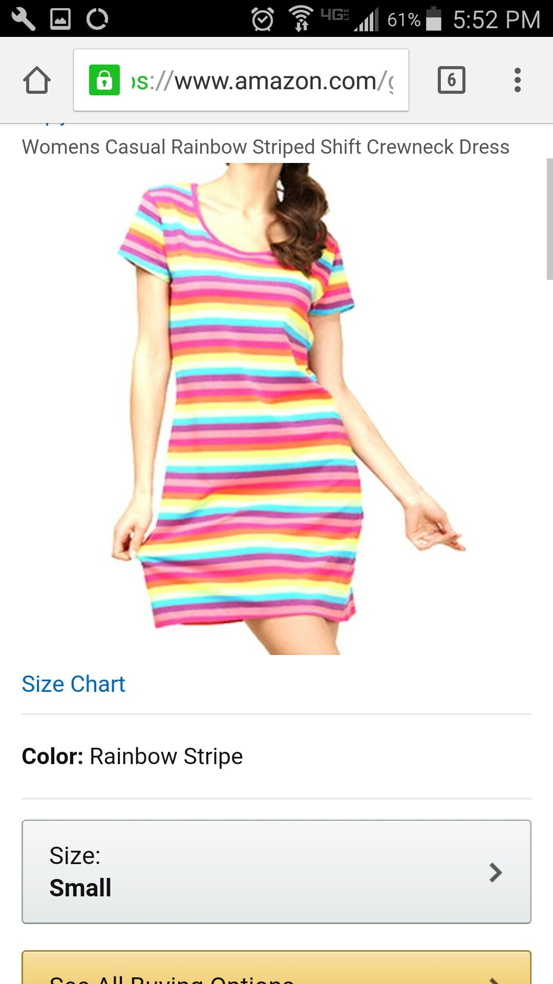 Pin By Embellishment Archives On Rainbow Clothing Rainbow Outfit Crewneck Dress Dress Size Chart
