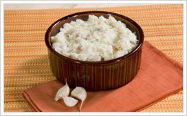Garlic Mashed Potatoes, #tastefulselections, #potatoes
