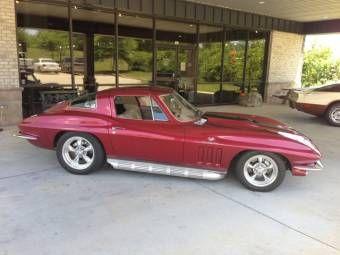 1966 Chevrolet Corvette LS-6