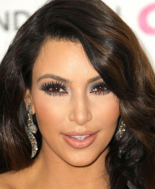 kim kardashian smokey eye makeup | Kim kardashian makeup ...