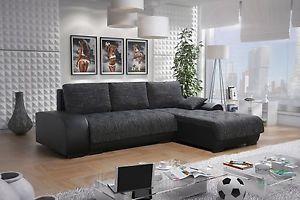 Leon 3 L Couch Couchgarnitur Sofagarnitur Wohnlandschaft Sofa Mit