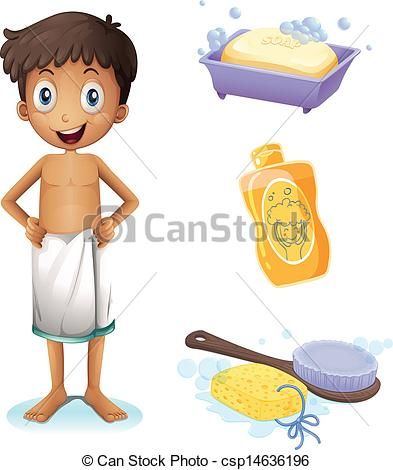 Taking Bath Vector Clipart Eps Images 308 Taking Bath Clip Art Art Clip Art Vector Clipart