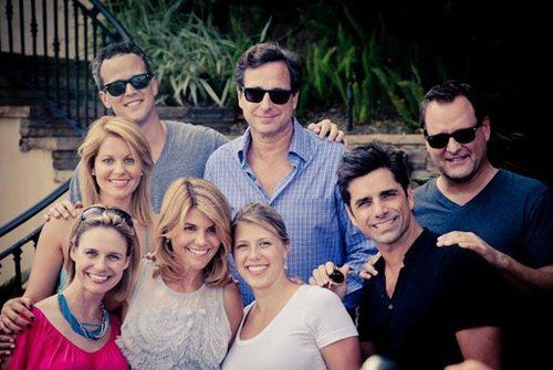 Full house cast all grown up! Just not the Olsen twins ...