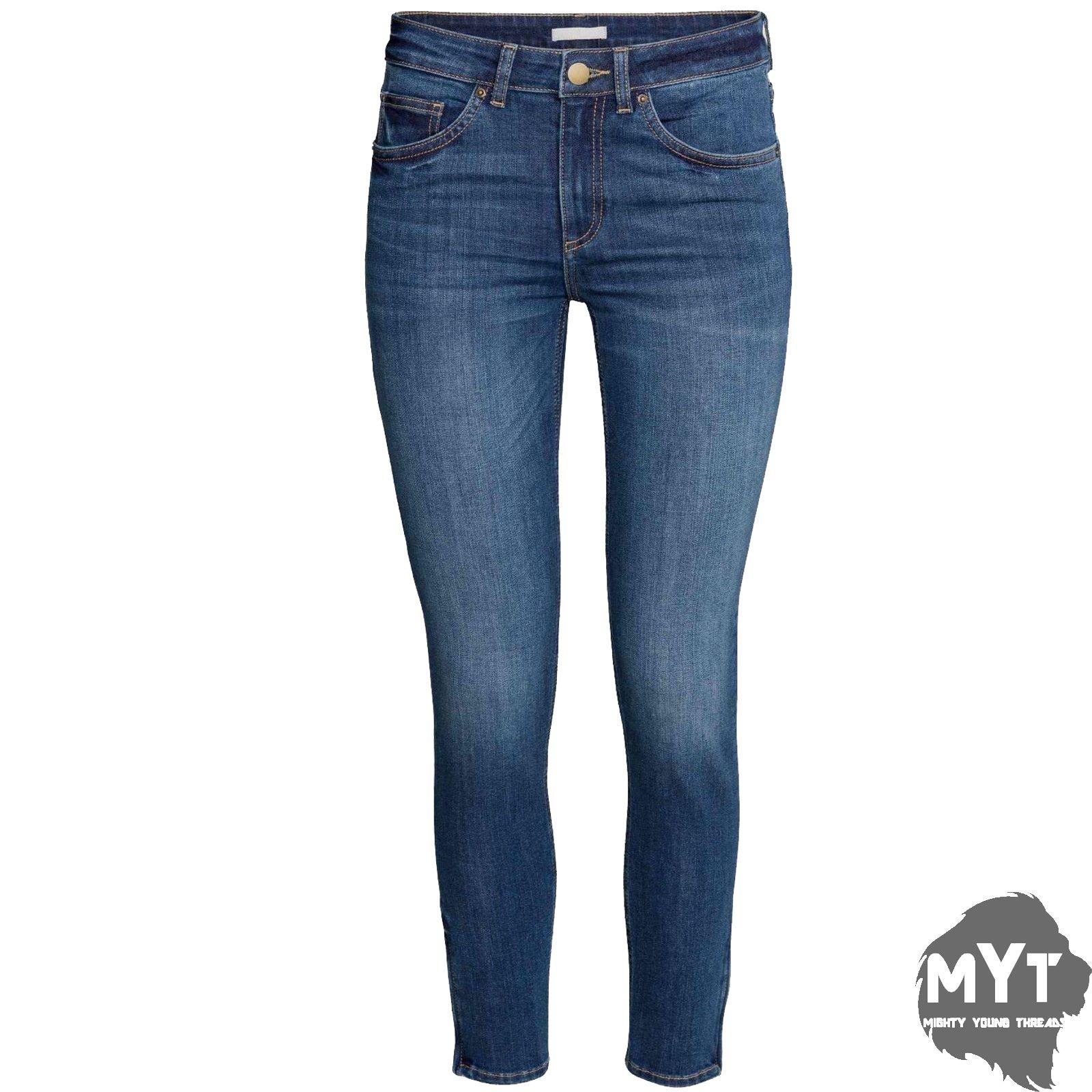 "Ladies Zara jeans Womans Jeans Denim Trouser Jeans All Sizes Leg Length 30/"" NEW"