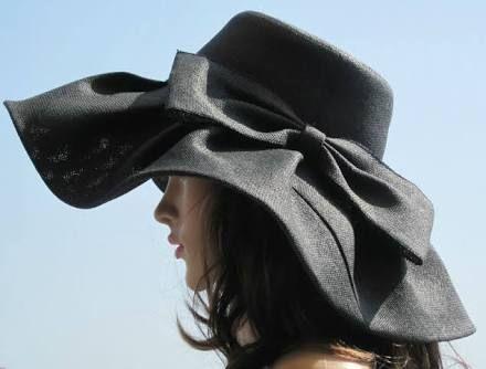 Resultado de imagen para como hacer visera sombrero de ala ancha