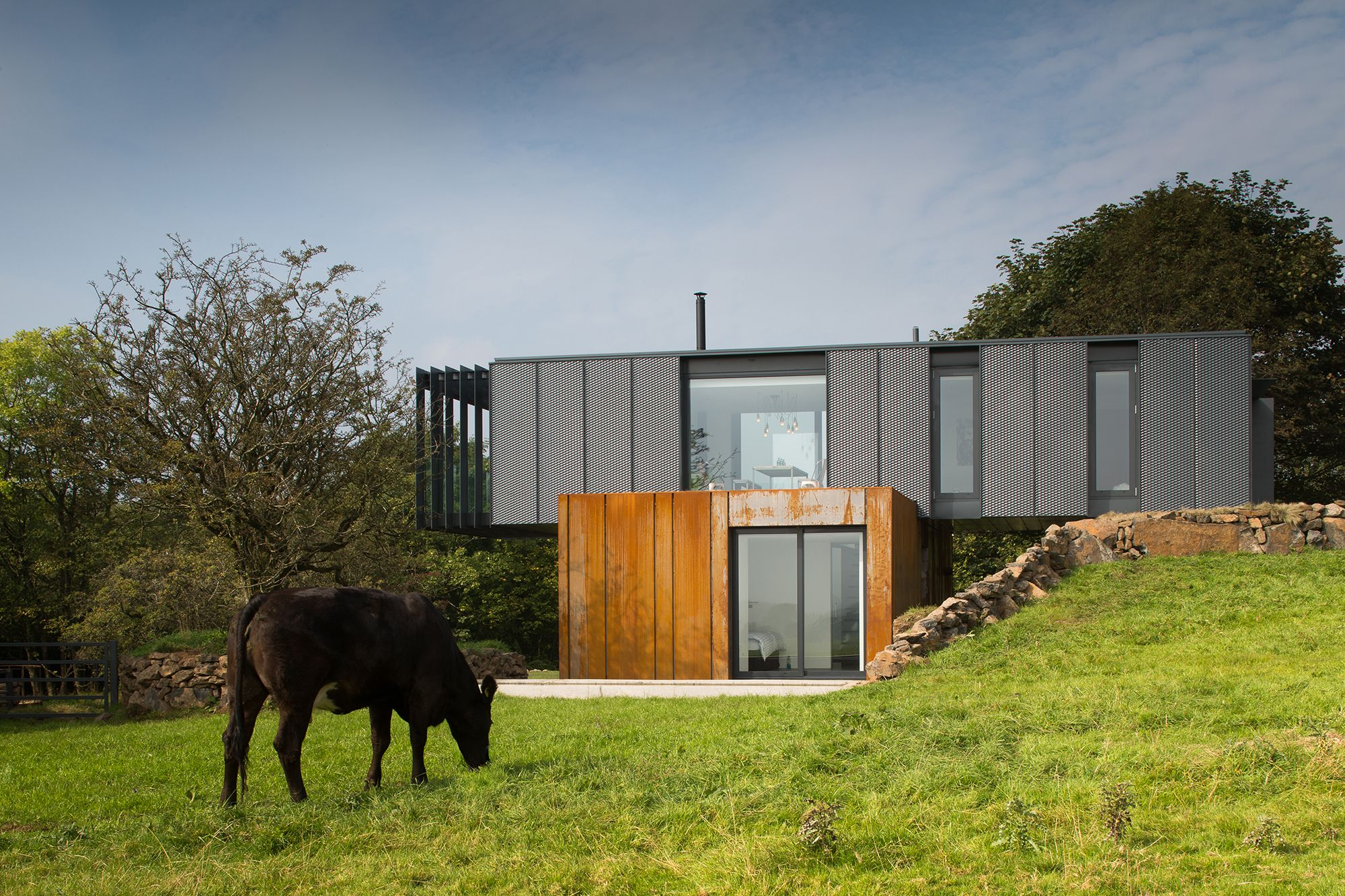 Grillagh water house patrick bradley architects