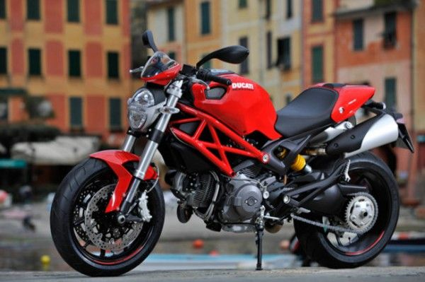 Ducati Monster (also the bike in TRON: Legacy)
