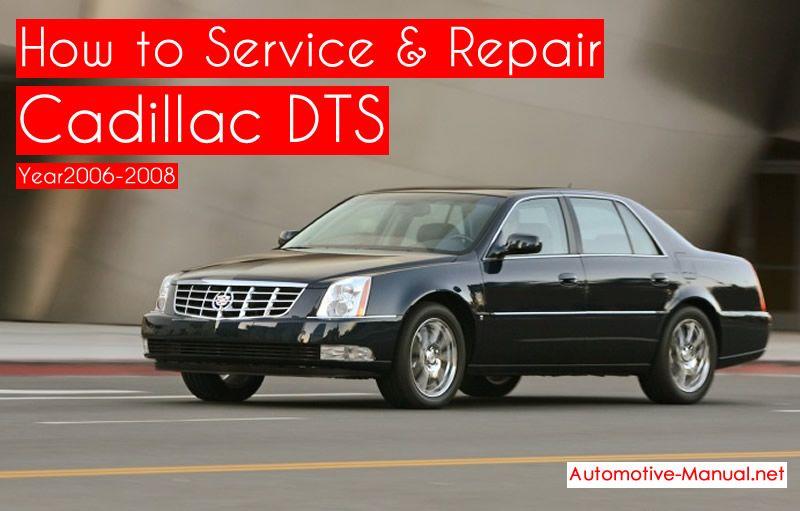 Pin On Cadillac Service Manual