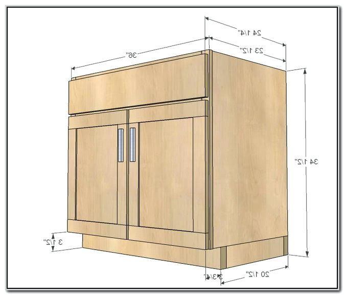 Base Kitchen Cabinet Sizes Sink, Base Kitchen Cabinets Sizes