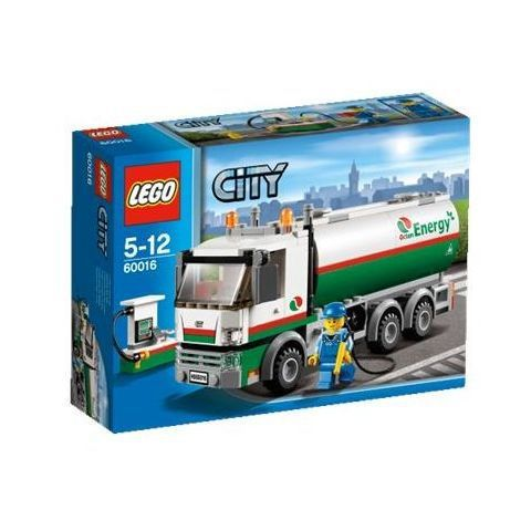 MarqueLego Le 60016 Citerne Camion City hCQtsrd