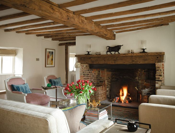 Country cottage consultant country cottage for Country interior designs