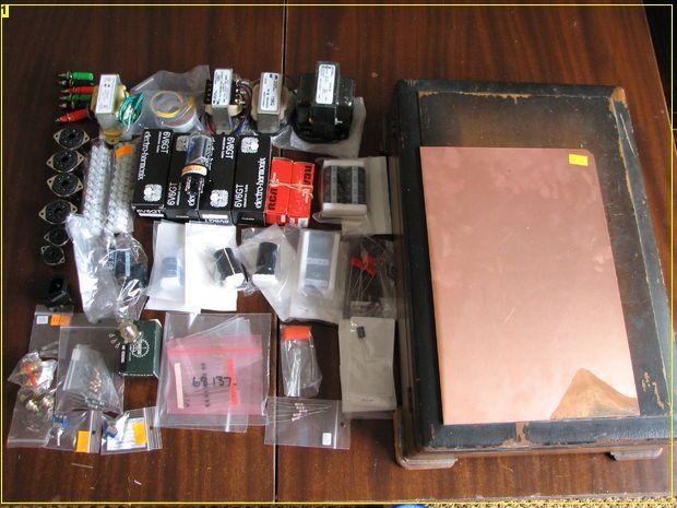 building a stereo tube amp tubes more vacuum tube audio amplifier diy electronics. Black Bedroom Furniture Sets. Home Design Ideas