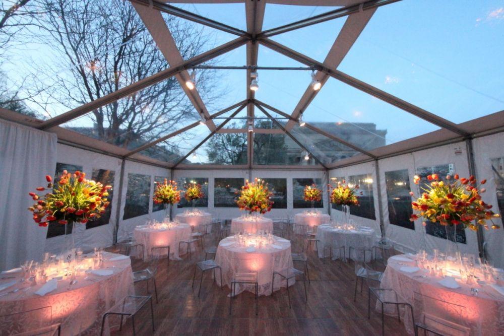 Casa Loma Wedding Tent