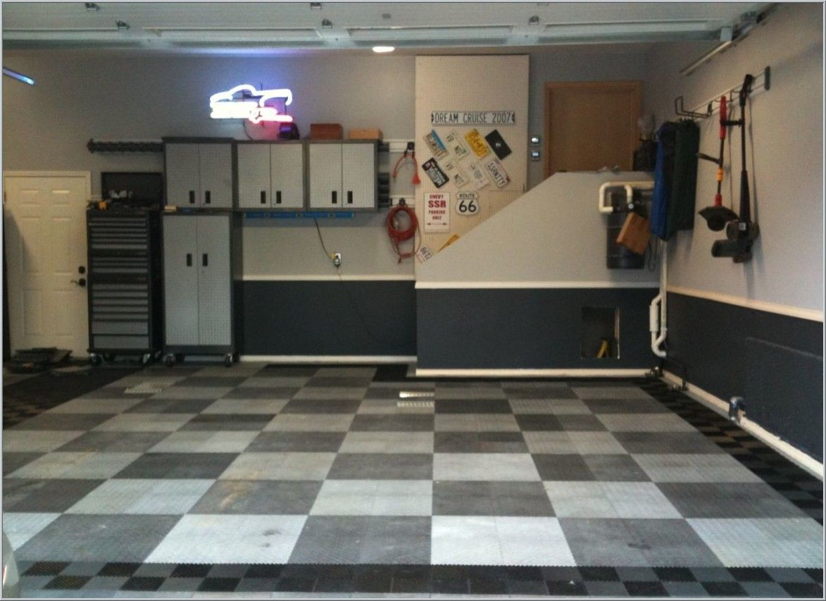 25 Brilliant Garage Wall Ideas Design And Remodel Pictures Interior Paint Walls