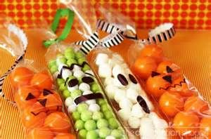 Halloween Class Party Snack Ideas