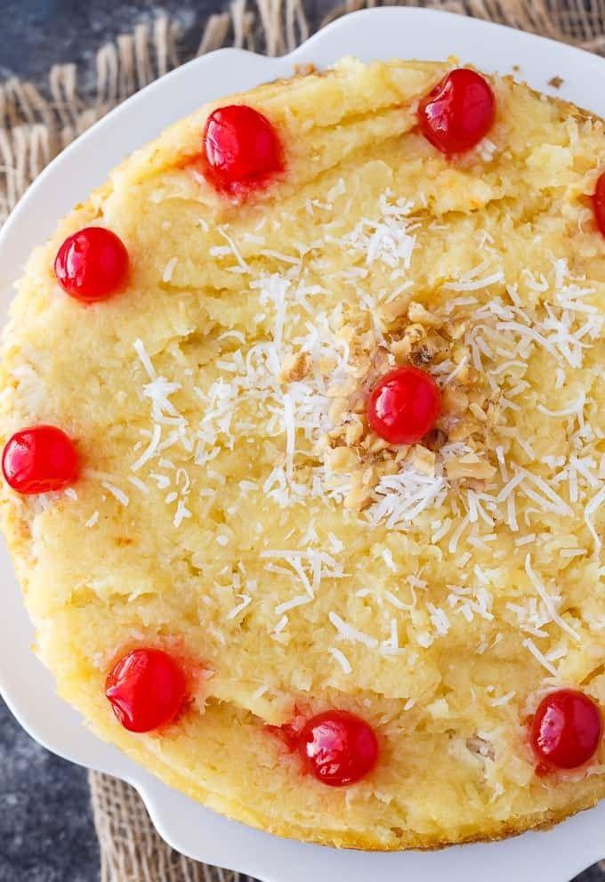 Fool's Cake Fool's Cake è una semplice torta a prova di folle che tutti amano!Questo delizioso des