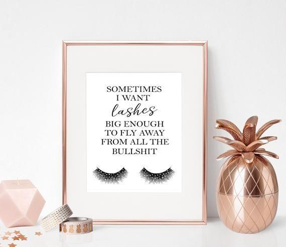 Lash Decor, Eyelash Decor, Vanity Decor, Beauty Room Decor, Eyelash Extensions #lashroomdecor Lash Decor, Eyelash Decor, Vanity Decor, Beauty Room Decor, Eyelash Extensions #lashroomdecor