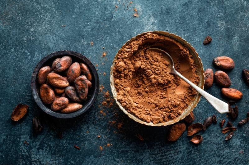 El Cacao Puro Es Un Alimento Maravilloso De Sabor Amargo Y Beneficios Increíbles Para La Salud Descub Cacao Recipes Gluten Free Chocolate Almond Pulp Recipes