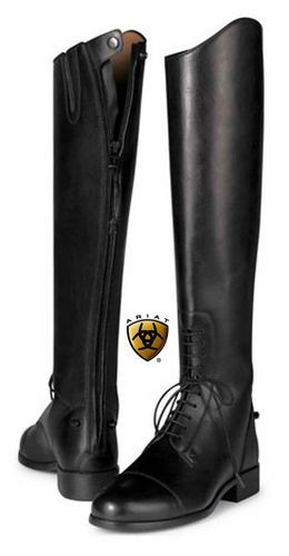 203b9d31650 Details about Ariat 10020128 Heritage IV Paddock Round Toe English ...