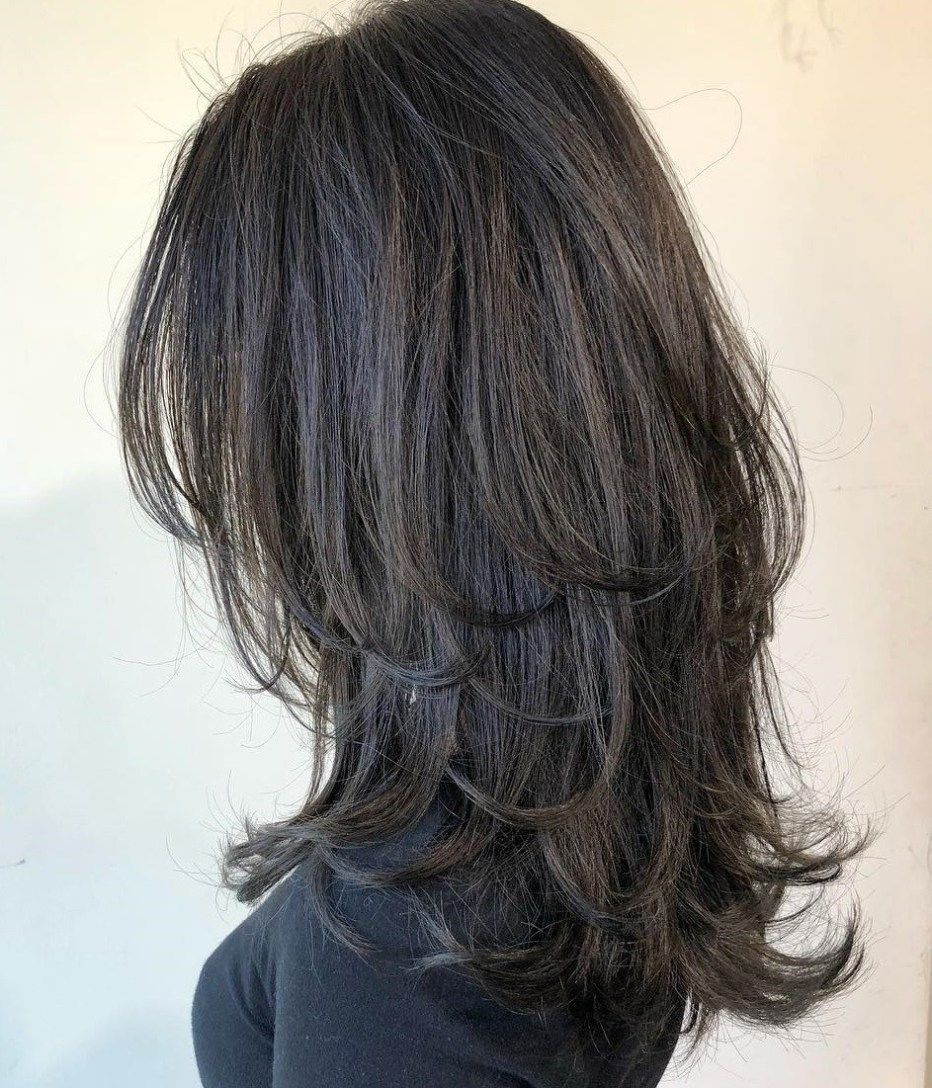 60 lovely long shag haircuts for effortless stylish looks