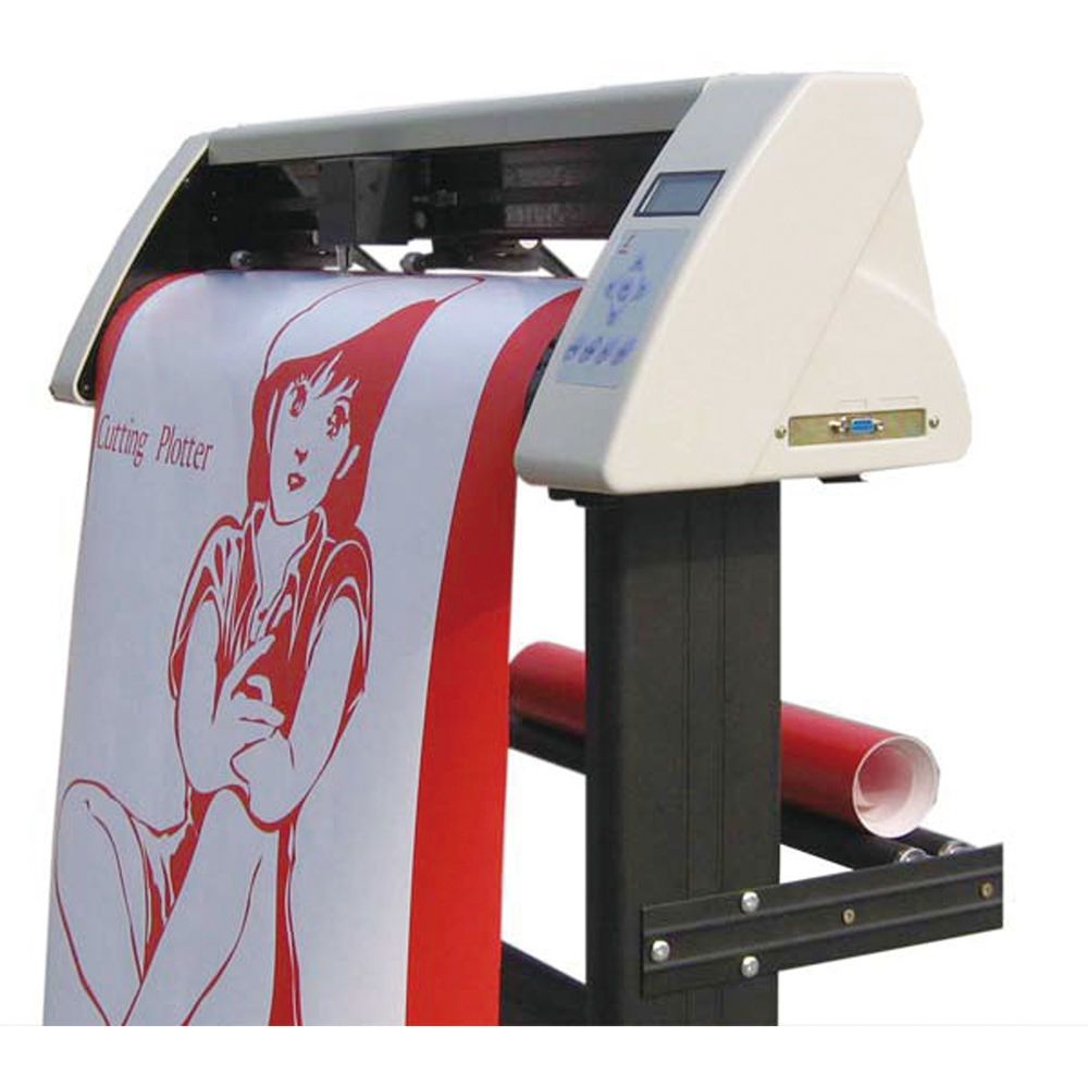 24 Redsail Vinyl Sign Sticker Cutter Plotter With Contour Cut Cutting Custom Function Machine