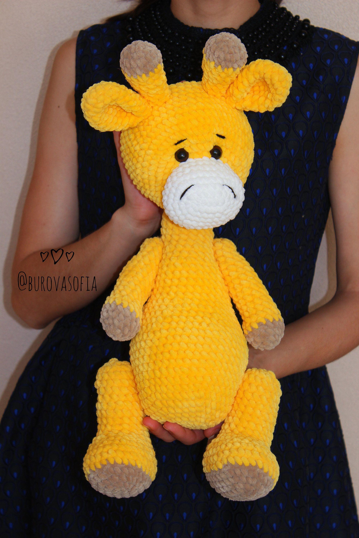 BIG GIRAFFE PATTERN. a stuffed giraffe. crochet giraffe toy. Amigurumi giraffe. giraffe crochet pattern. soft giraffe. large plush giraffe