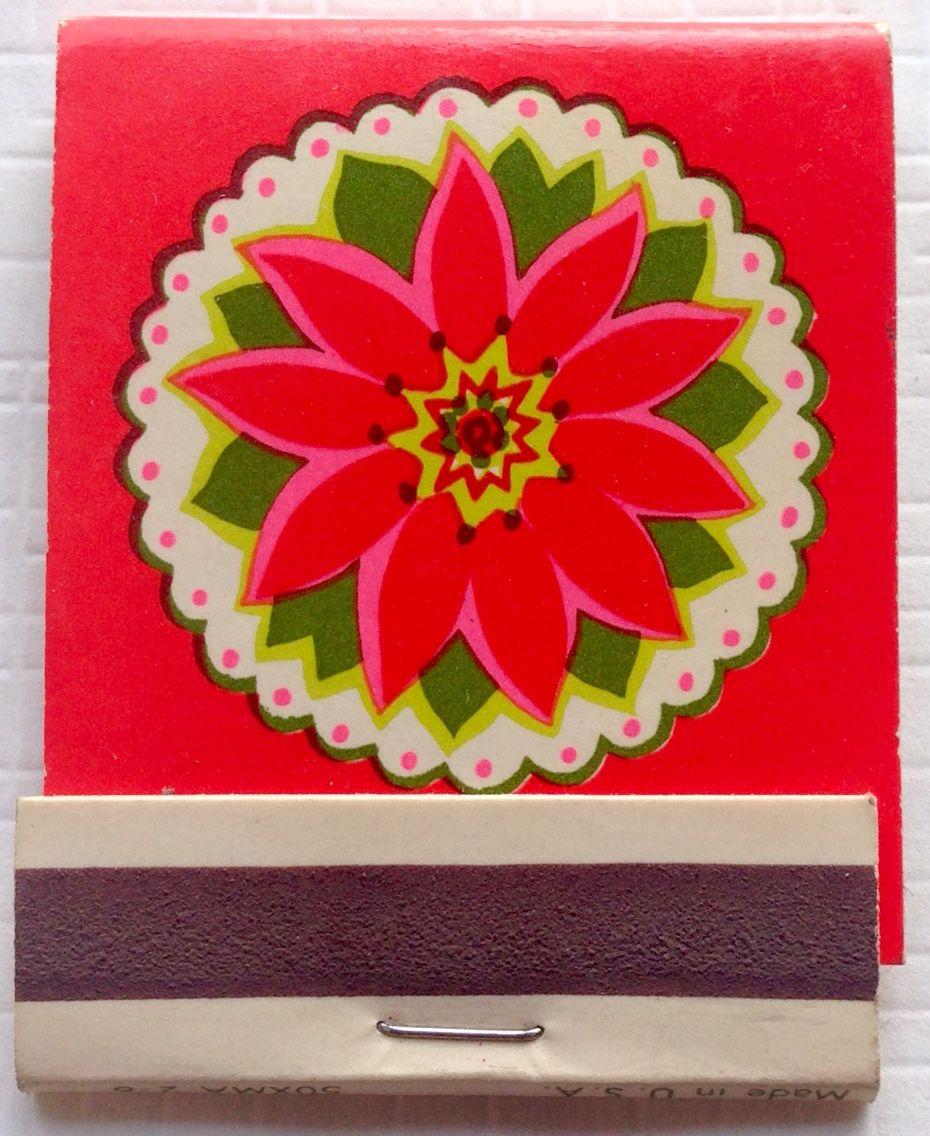 Hallmark Floral Design Frontstriker Matchbook To Design Order Your For Our Matchless Friends Pinterest