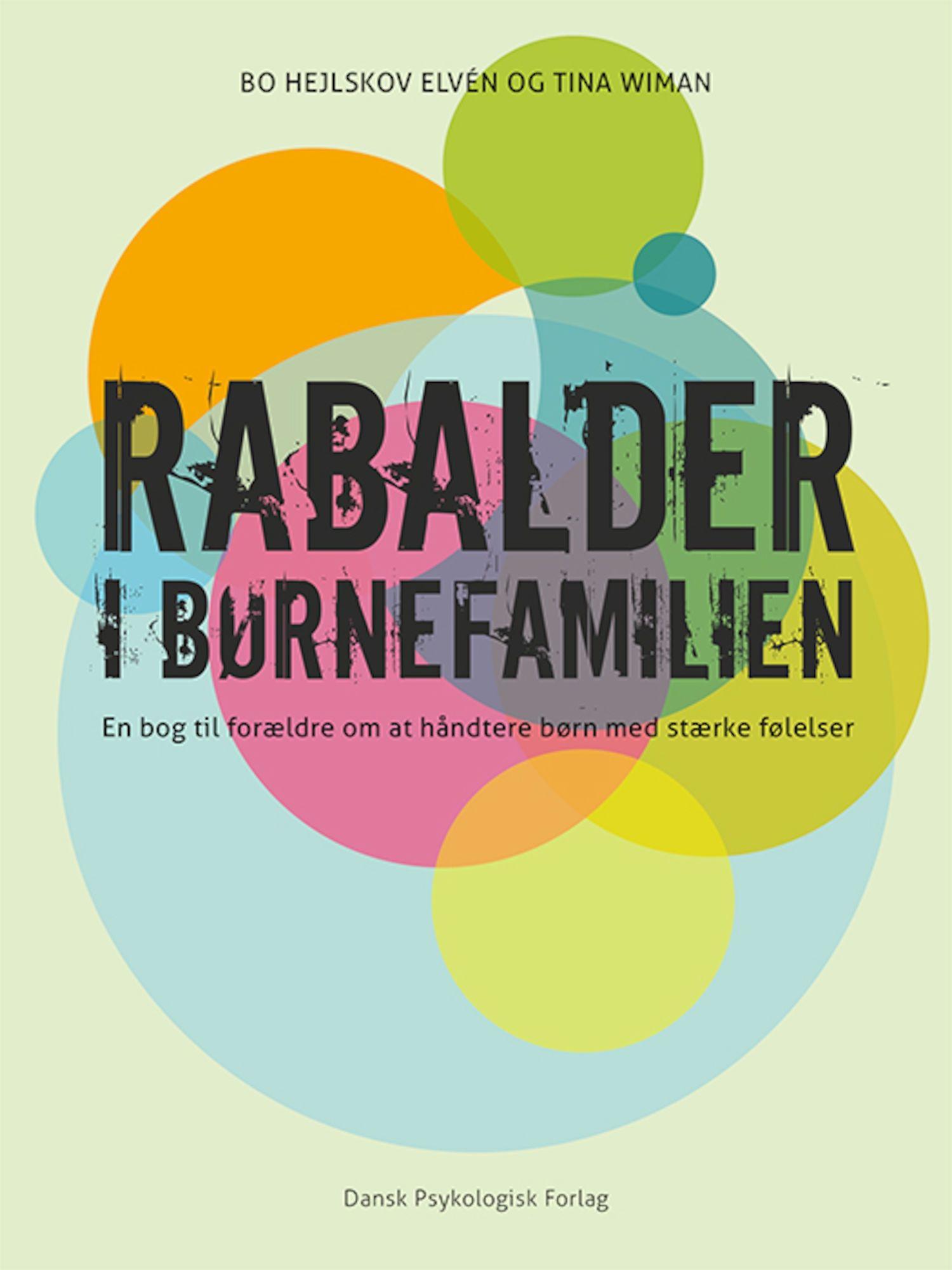 Rabalder I Bornefamilien I 2020 Med Billeder Boger Faglitteratur Konflikthandtering