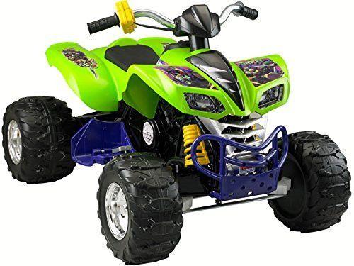 Wheels Nickelodeon Age Mutant Ninja Turtles Kawasaki Kfx