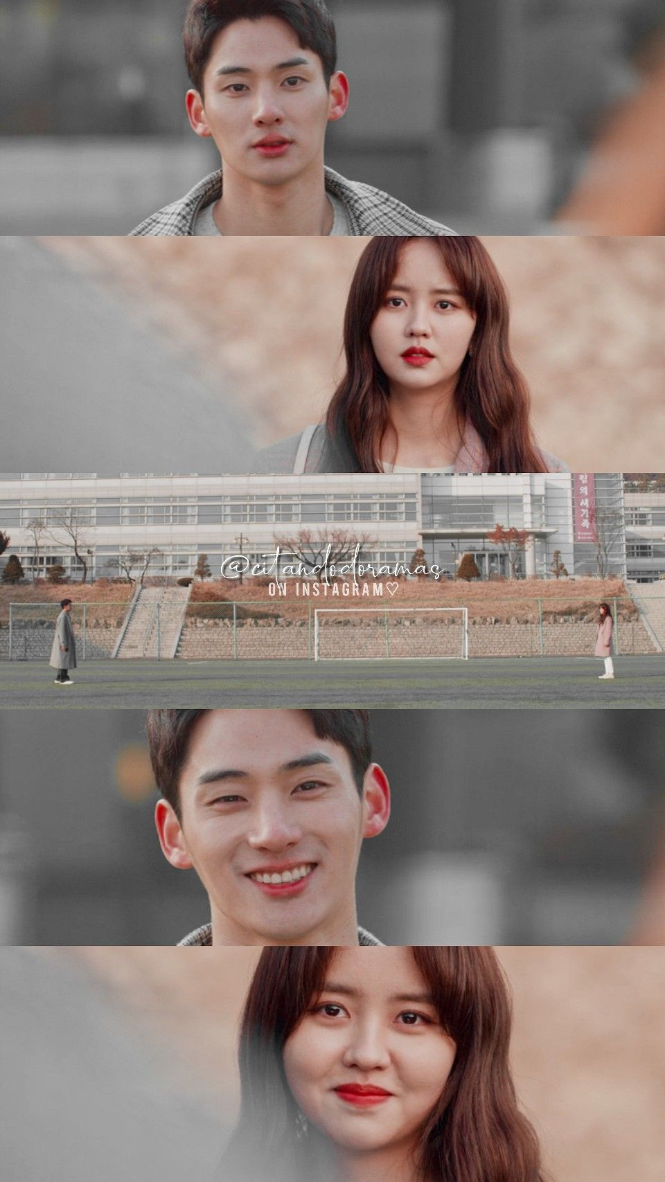 Love alarm, Netflix, kdrama, dorama coreano, jung ga Ram, kim so hyun.