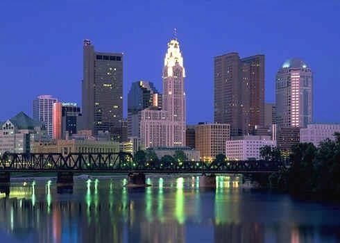 Beautiful View Of The Columbus Oh Skyline Best Cities Columbus
