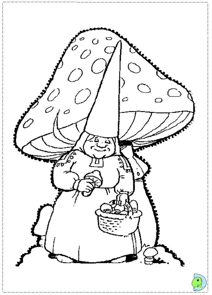 gnomes coloring pages Related Pictures david the gnome colori