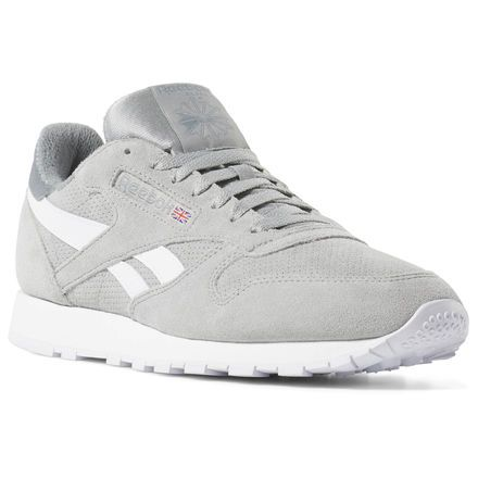 Classic Leather Men's Shoes | Reebok classic sneakers