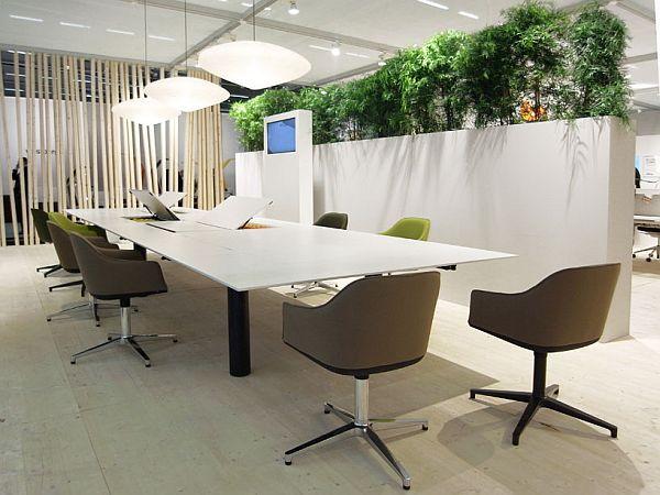 The Versatile Kuubo Office Table Furniture Design Interior
