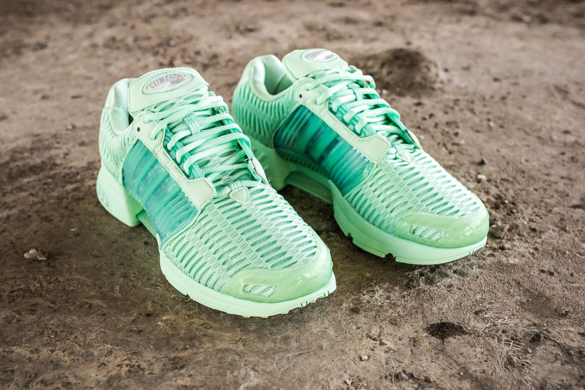 online retailer 8ff2c 464a9 Stay Chilled With This adidas Climacool 1 In Forest Green ...