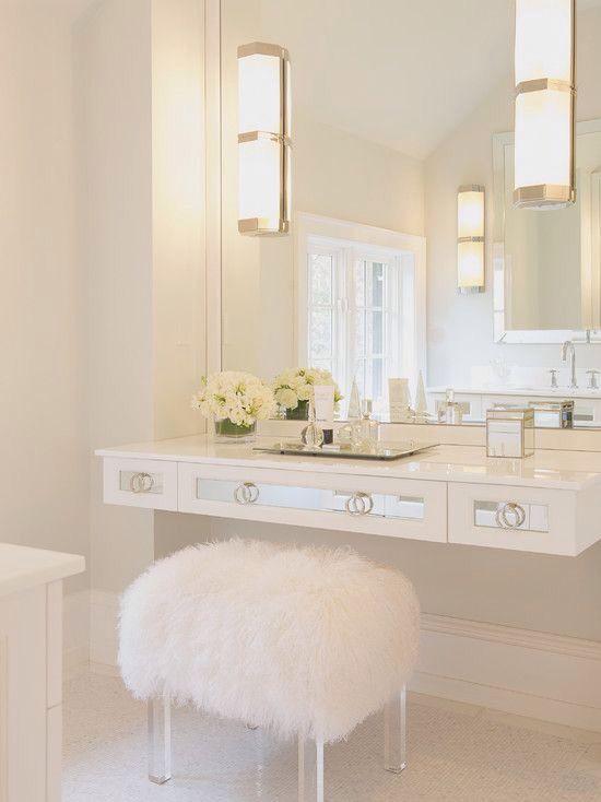 Built In Bathroom Vanity