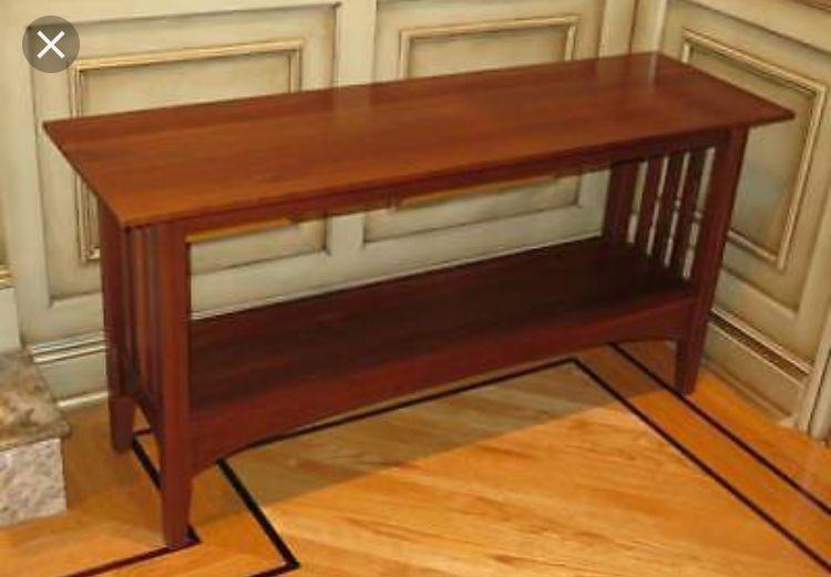 Ethan Allen New Impressions Sofa Table Home Decor Sofa Table
