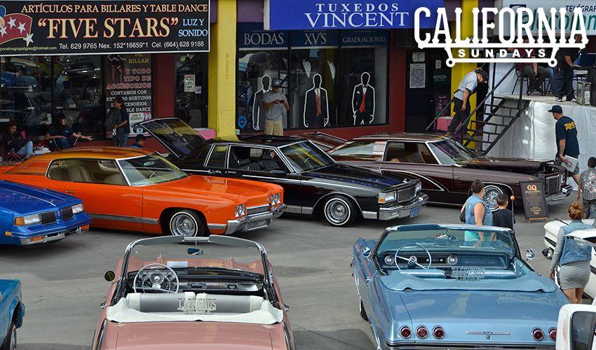 De La Raza Car Show - Tijuana, BC, Mexico