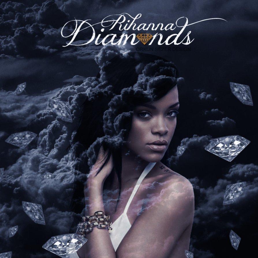 Рианна diamonds рингтон скачать бесплатно