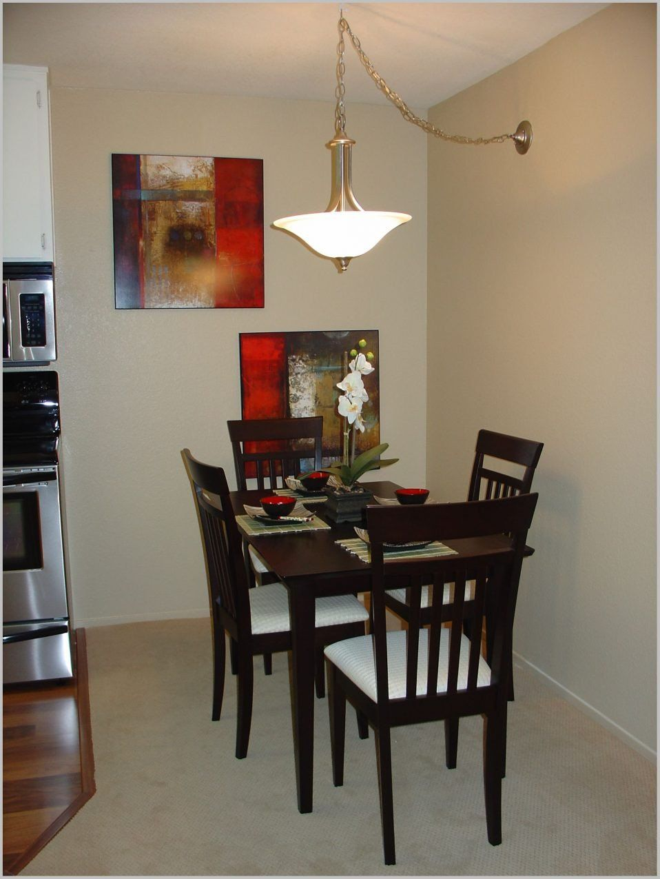 Small Modern Dining Room Set Home And Interior Ideas Great Dining Room Wall Decor With In 2020 Dining Room Small Small Dining Room Decor Small Dining Room Set